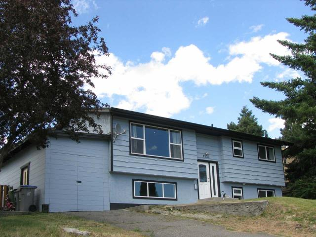 Main Photo: 1334 HOOK DRIVE in : Batchelor Heights House for sale (Kamloops)  : MLS® # 141092