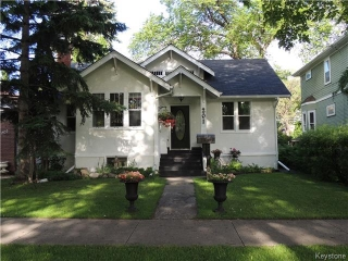 Main Photo: 201 Campbell Street in Winnipeg: River Heights Residential for sale (1C)  : MLS(r) # 1716494