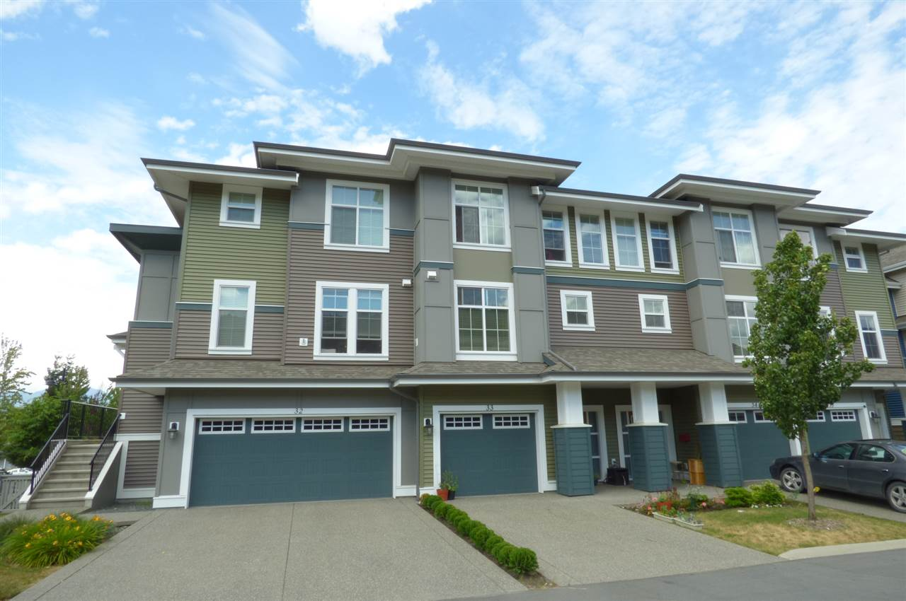 Photo 1: Photos: 33 5469 CHINOOK STREET in Sardis: Vedder S Watson-Promontory Townhouse for sale : MLS®# R2187717