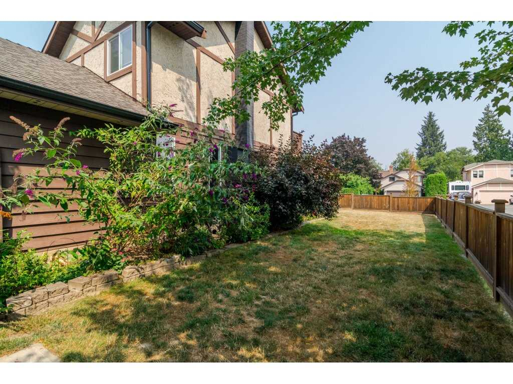 This property is completely fenced - great for kids and pets to enjoy safely.