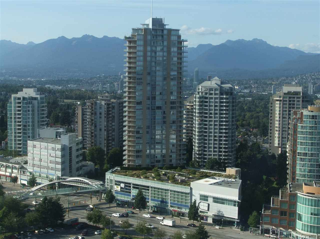 "Main Photo: 2509 4808 HAZEL Street in Burnaby: Forest Glen BS Condo for sale in ""CENTREPOINT"" (Burnaby South)  : MLS® # R2198931"