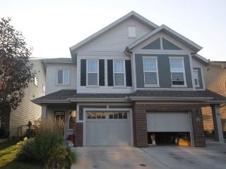 Main Photo: 1676 Chapman Way in Edmonton: Zone 55 House Half Duplex for sale : MLS® # E4081544
