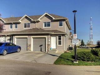 Main Photo:  in Edmonton: Zone 53 Townhouse for sale : MLS® # E4084306