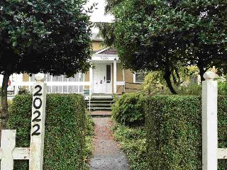 Main Photo: 2022 W 61ST Avenue in Vancouver: S.W. Marine House for sale (Vancouver West)  : MLS® # R2216054