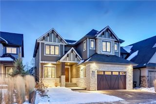 Main Photo: 17 WEST GROVE Point(e) SW in Calgary: West Springs House for sale : MLS® # C4145723