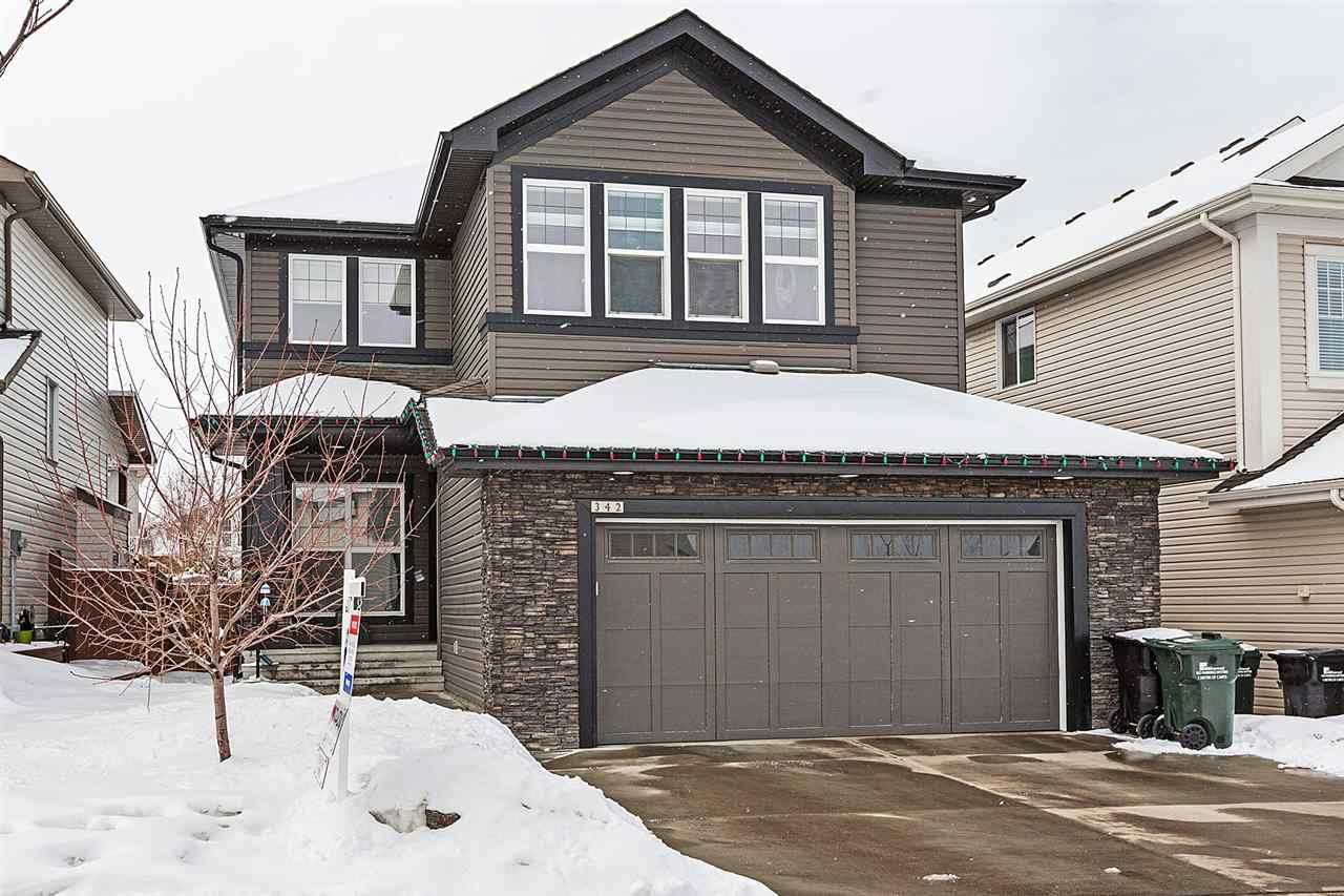 Main Photo: 342 Campbell Drive: Sherwood Park House for sale : MLS®# E4105514