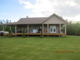 Main Photo: 55132 Range Road 143: Rural Yellowhead House for sale : MLS®# E4106562