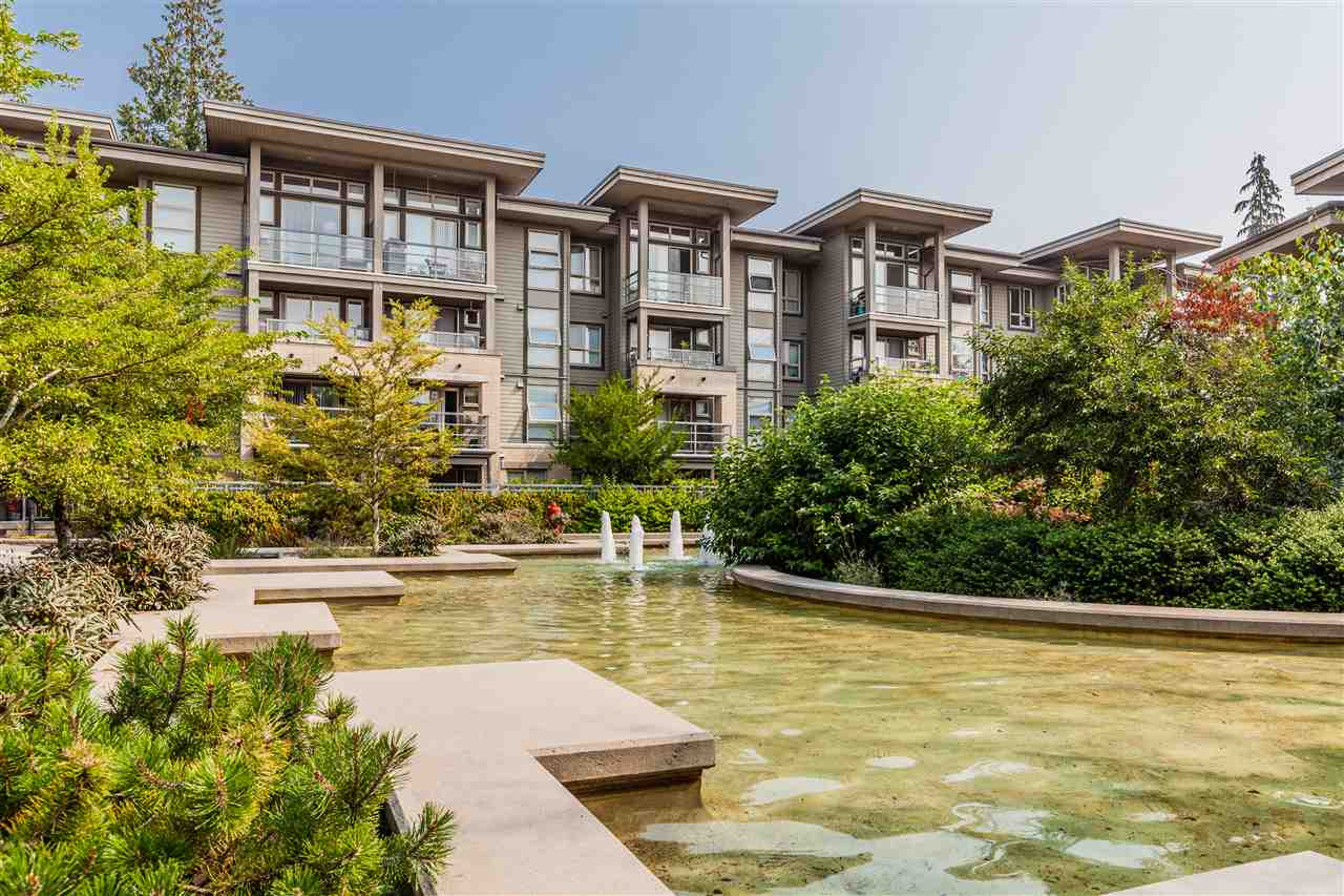 "Main Photo: 106 9319 UNIVERSITY Crescent in Burnaby: Simon Fraser Univer. Condo for sale in ""HARMONY"" (Burnaby North)  : MLS®# R2296593"