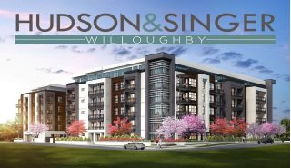"Main Photo: 305B 20838 78B Avenue in Langley: Willoughby Heights Condo for sale in ""Hudson & Singer"" : MLS®# R2308893"