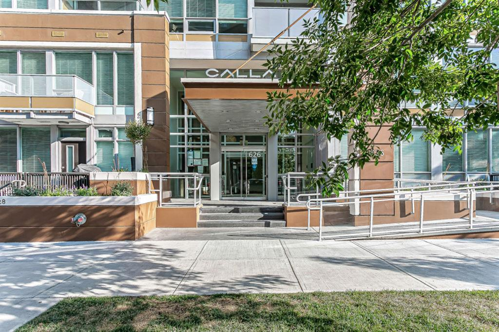 FEATURED LISTING: 406 - 626 14 Avenue Southwest Calgary
