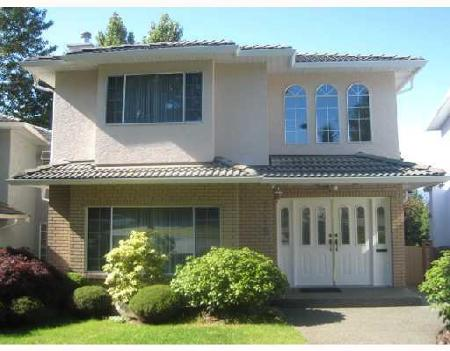 Main Photo: 7612 COLDICUTT ST in Burnaby: Home for sale (Canada)  : MLS®# V746334