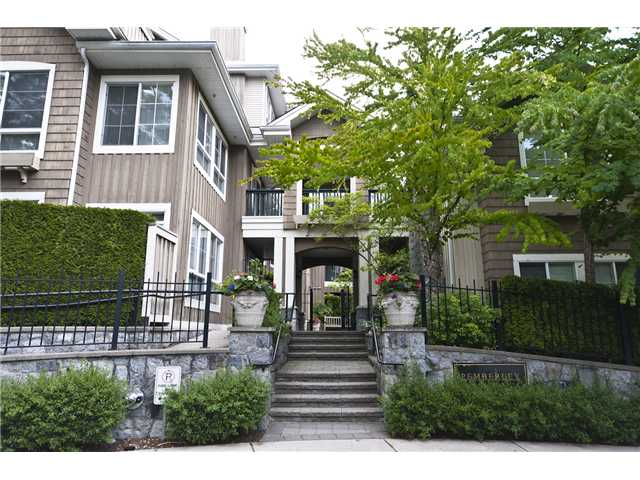 Main Photo: 201 5605 HAMPTON Place in Vancouver: University VW Condo for sale (Vancouver West)  : MLS® # V964442