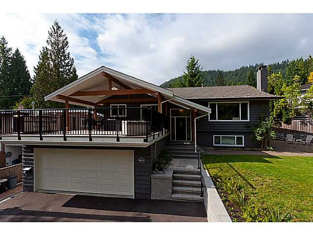 Main Photo: 4611 Ramsay Road in North Vancouver: Lynn Valley House for sale : MLS® # V987316