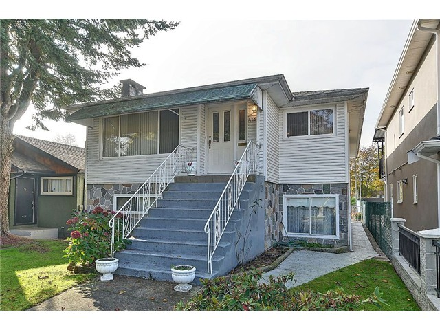 Main Photo: 4455 ATLIN Street in Vancouver: Renfrew Heights House for sale (Vancouver East)  : MLS® # V1033103