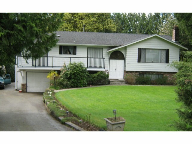Main Photo: 9277 178TH ST in Surrey: Port Kells House for sale (North Surrey)  : MLS® # F1400047