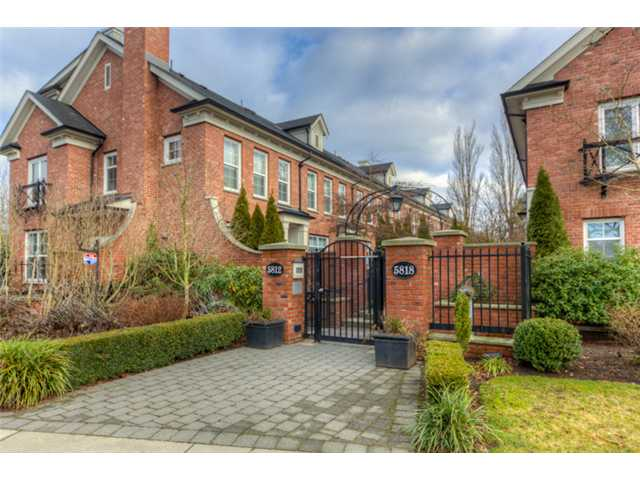 "Main Photo: 19 5812 TISDALL Street in Vancouver: Oakridge VW Townhouse for sale in ""TOWNE 1"" (Vancouver West)  : MLS(r) # V1048379"