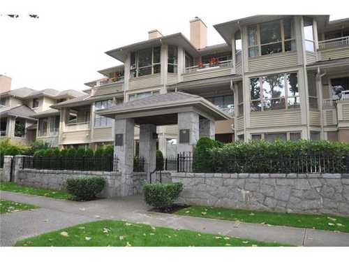 Main Photo: 212 3755 8TH Ave W in Vancouver West: Point Grey Home for sale ()  : MLS(r) # V904962