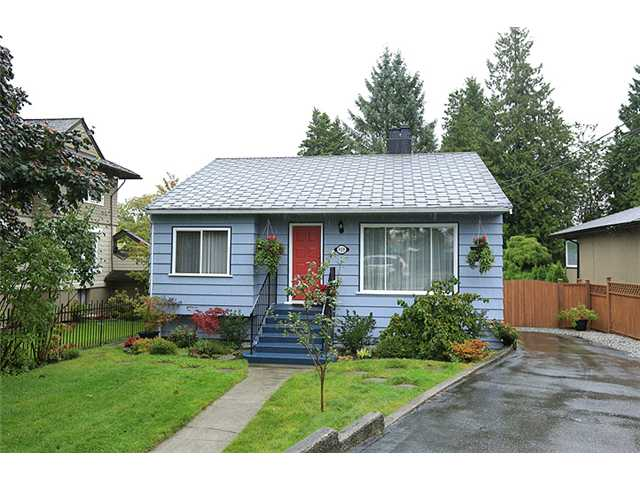 Main Photo: 929 SIXTH Street in New Westminster: GlenBrooke North House for sale : MLS® # V1049972