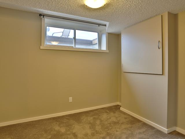 Waiting for you, this room is ideal for an office/den or bedroom (just need to add the closet)