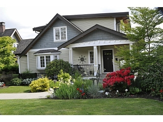 Main Photo: 449 E 18TH Street in North Vancouver: Central Lonsdale House for sale : MLS(r) # V1067529