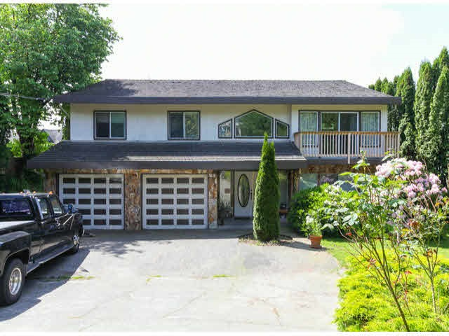 Main Photo: 32834 BEST Avenue in Mission: Mission BC House for sale : MLS®# R2012647