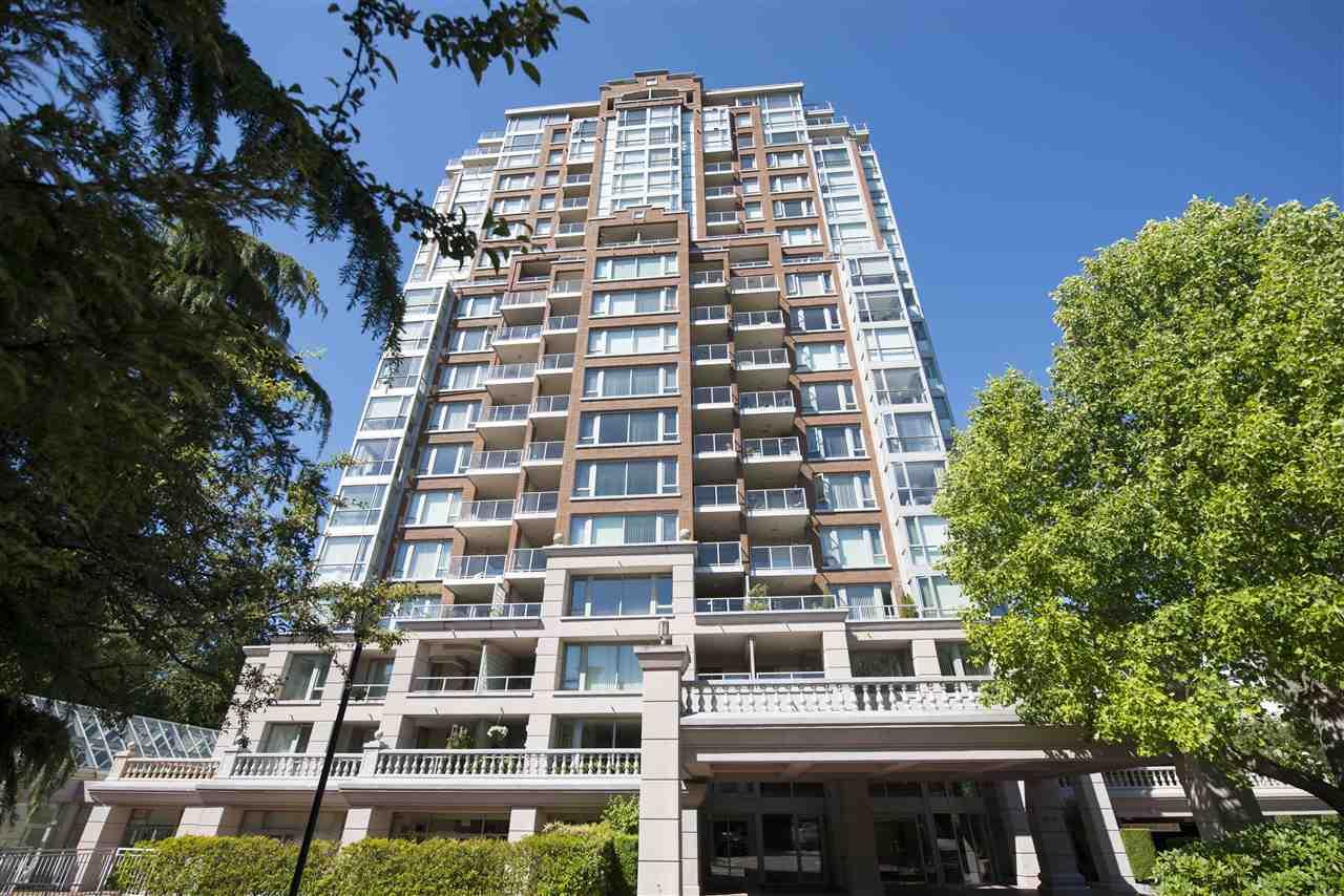 "Main Photo: 906 5775 HAMPTON Place in Vancouver: University VW Condo for sale in ""THE CHATHAM"" (Vancouver West)  : MLS® # R2057660"