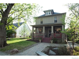 Main Photo: 37 Lawndale Avenue in Winnipeg: St Boniface Residential for sale (South East Winnipeg)  : MLS(r) # 1611854