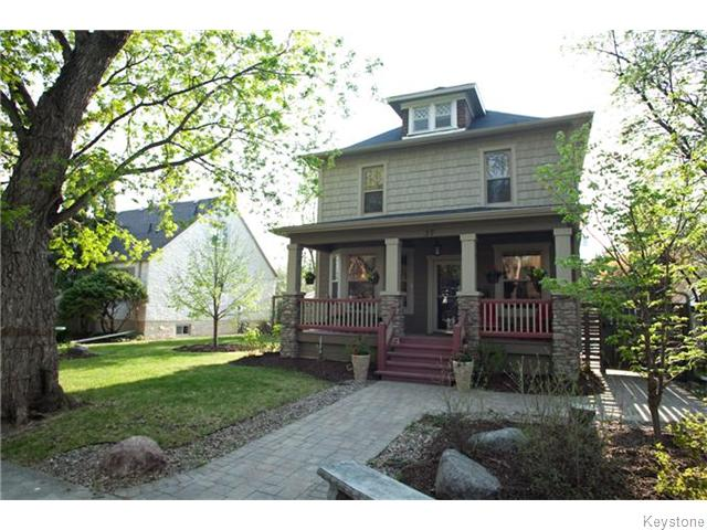 Main Photo: 37 Lawndale Avenue in Winnipeg: St Boniface Residential for sale (South East Winnipeg)  : MLS® # 1611854