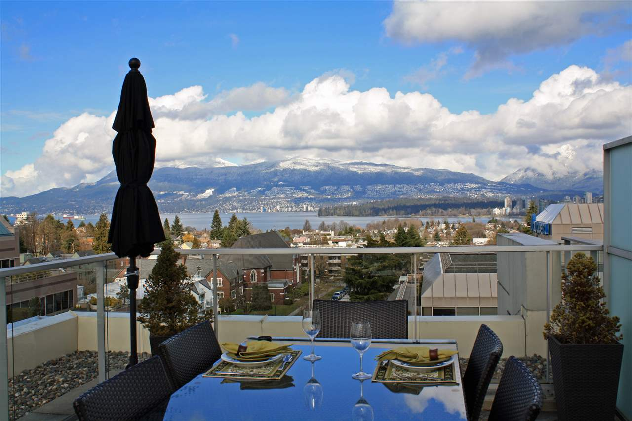 Main Photo: 703 2528 MAPLE Street in Vancouver: Kitsilano Condo for sale (Vancouver West)  : MLS(r) # R2147719