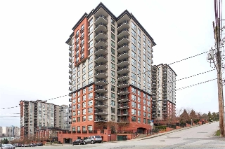 "Main Photo: 703 813 AGNES Street in New Westminster: Downtown NW Condo for sale in ""The News"" : MLS(r) # R2148826"