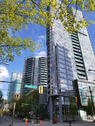 Main Photo: 1910 233 ROBSON Street in Vancouver: Downtown VW Condo for sale (Vancouver West)  : MLS(r) # R2164267