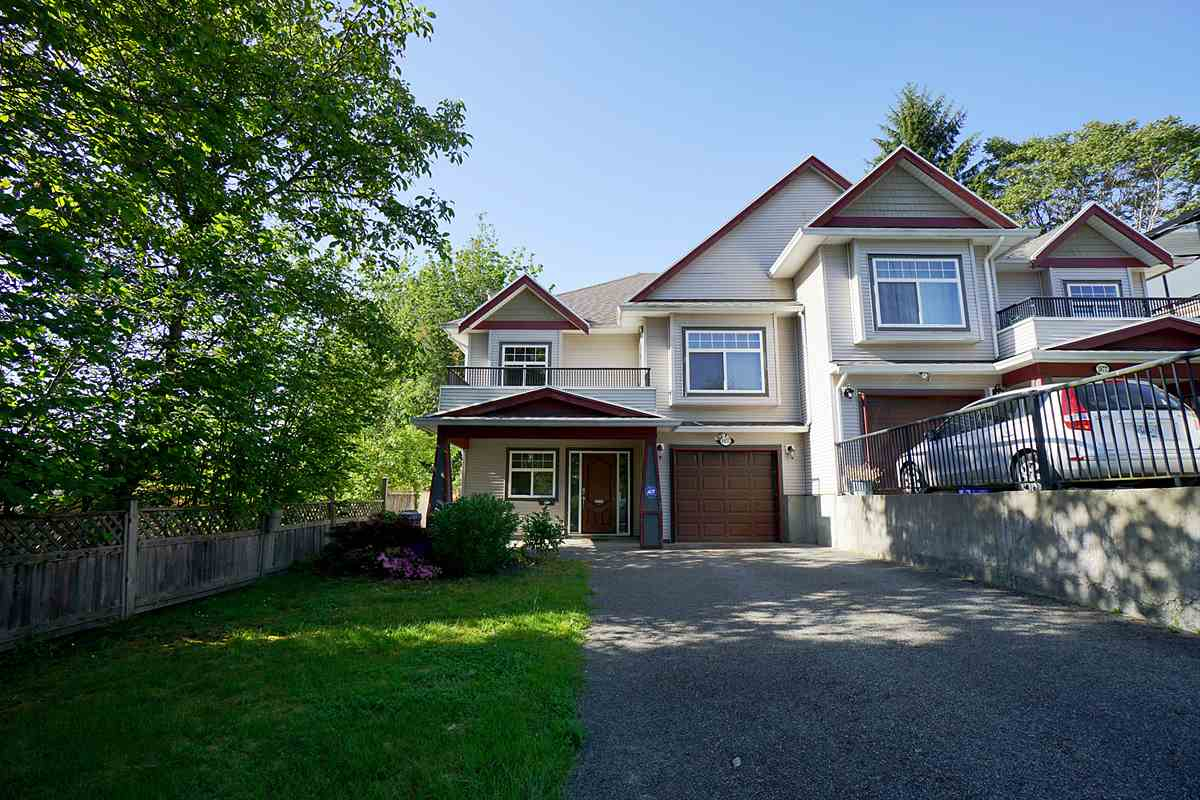 Main Photo: 1975 PETERSON Avenue in Coquitlam: Cape Horn House 1/2 Duplex for sale : MLS(r) # R2174177