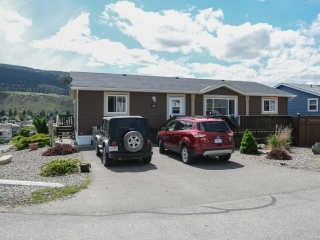 Main Photo: 27 768 E SHUSWAP ROAD in : South Thompson Valley Manufactured Home/Prefab for sale (Kamloops)  : MLS® # 140814