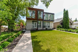 Main Photo: 10329 147 Street in Edmonton: Zone 21 House Half Duplex for sale : MLS® # E4070060