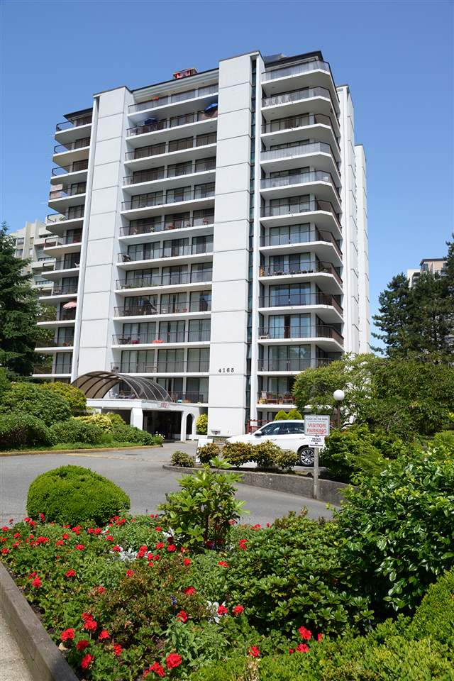 Main Photo: 301 4165 MAYWOOD Street in Burnaby: Metrotown Condo for sale (Burnaby South)  : MLS(r) # R2181808