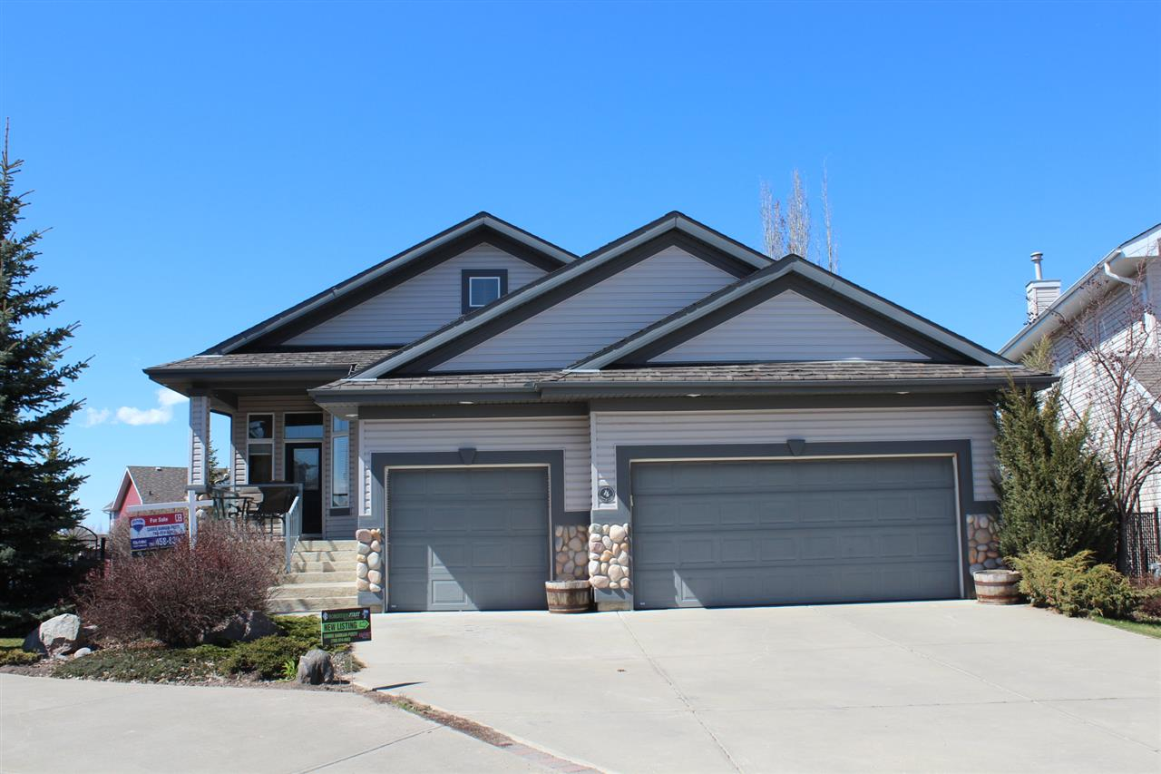 Main Photo: 4 NEWBURY Close: St. Albert House for sale : MLS(r) # E4070951