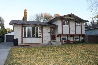 Main Photo: 77 ARLINGTON Drive: St. Albert House for sale : MLS® # E4084318