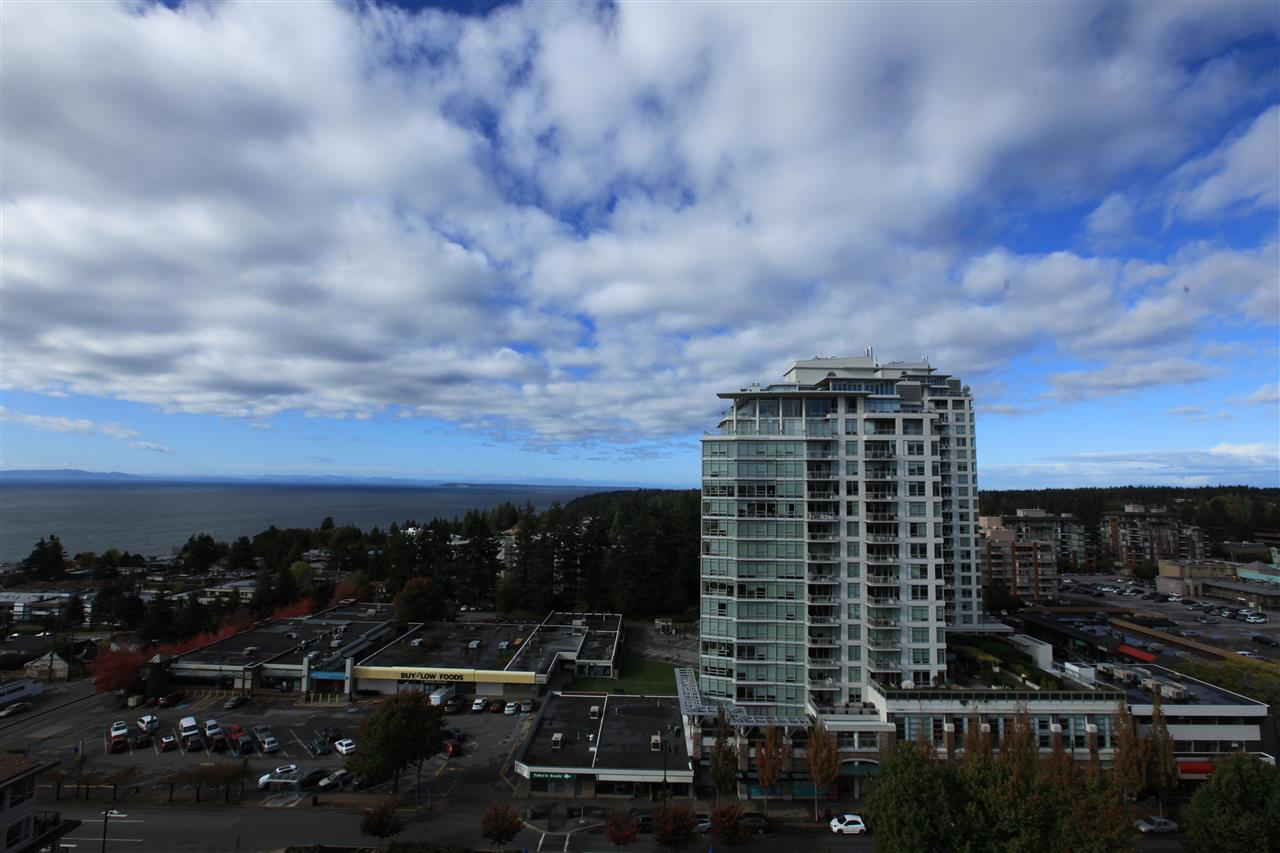 "Photo 2: Photos: 1801 1455 GEORGE Street: White Rock Condo for sale in ""AVRA"" (South Surrey White Rock)  : MLS® # R2214891"