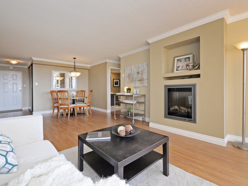 Main Photo: 706 6631 MINORU Boulevard in Richmond: Brighouse Condo for sale : MLS®# R2216572