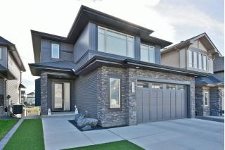 Main Photo: 3151 ALLAN Landing in Edmonton: Zone 56 House for sale : MLS® # E4087043