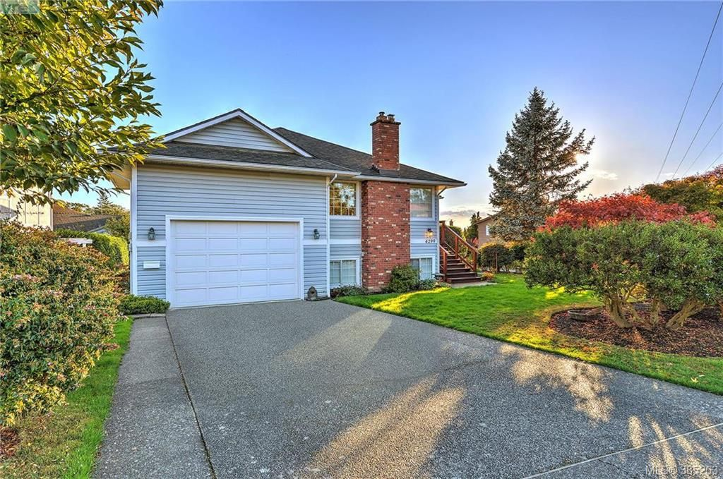 Main Photo: 4299 Panorama Place in VICTORIA: SE Lake Hill Single Family Detached for sale (Saanich East)  : MLS® # 385263