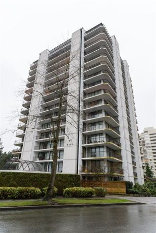 Main Photo: 605 6455 WILLINGDON Avenue in Burnaby: Metrotown Condo for sale (Burnaby South)  : MLS® # R2236410