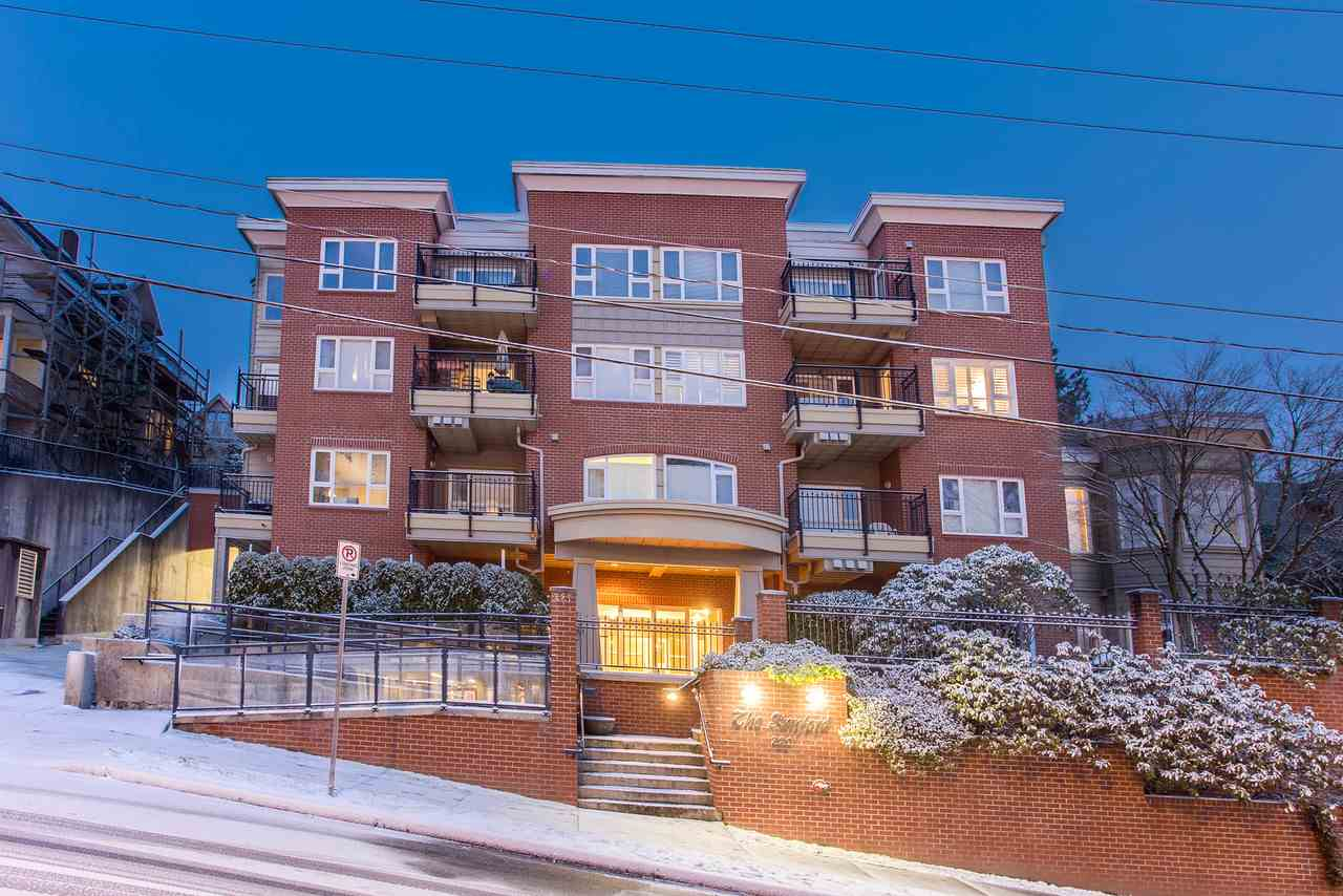 Main Photo: 306 221 ELEVENTH Street in New Westminster: Uptown NW Condo for sale : MLS®# R2241038