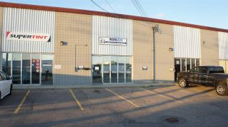 Main Photo: 16712 111 Avenue NW in Edmonton: Zone 40 Industrial for sale : MLS® # E4098383