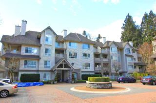 "Main Photo: 416 1242 TOWN CENTRE Boulevard in Coquitlam: Canyon Springs Condo for sale in ""THE KENNEDY"" : MLS® # R2248234"