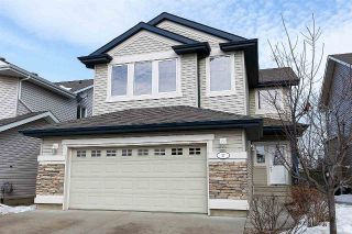 Main Photo: 27 EVERITT Drive: St. Albert House for sale : MLS® # E4100933