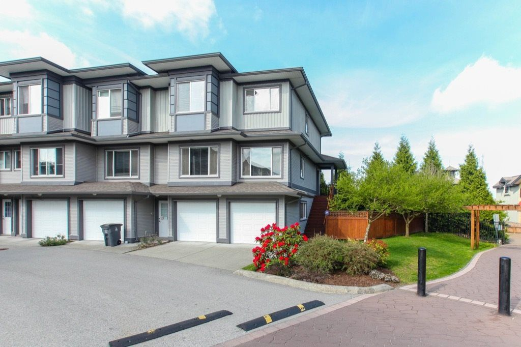 "Main Photo: 101 18701 66 Avenue in Surrey: Cloverdale BC Townhouse for sale in ""Encore at Hillcrest"" (Cloverdale)  : MLS®# R2261083"
