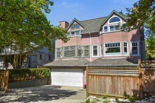 Main Photo: 2439 W 7TH Avenue in Vancouver: Kitsilano House 1/2 Duplex for sale (Vancouver West)  : MLS®# R2262267