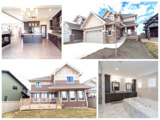 Main Photo: 3935 KENNEDY Crescent in Edmonton: Zone 56 House for sale : MLS®# E4109275