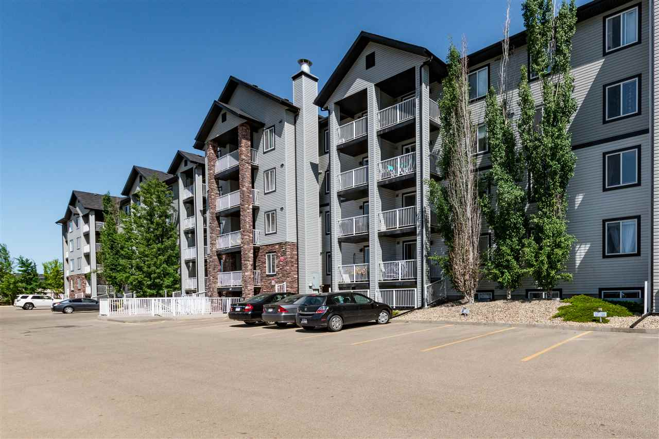 Main Photo: 519 40 Summerwood Boulevard: Sherwood Park Condo for sale : MLS®# E4113288
